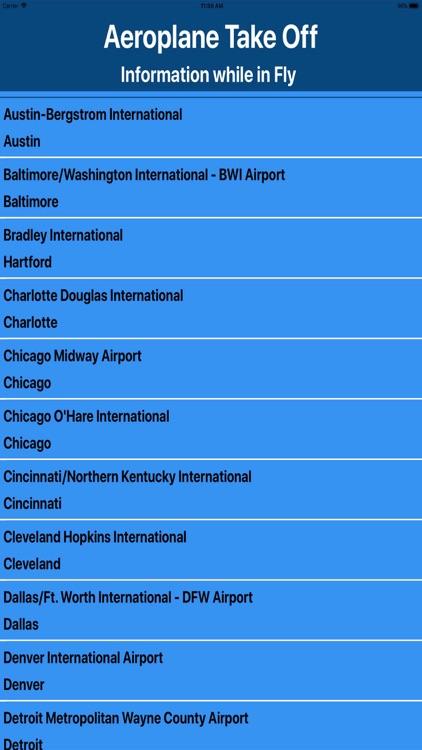 USA Airports - IATA