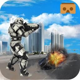 VR Modern Robot Squad shooter