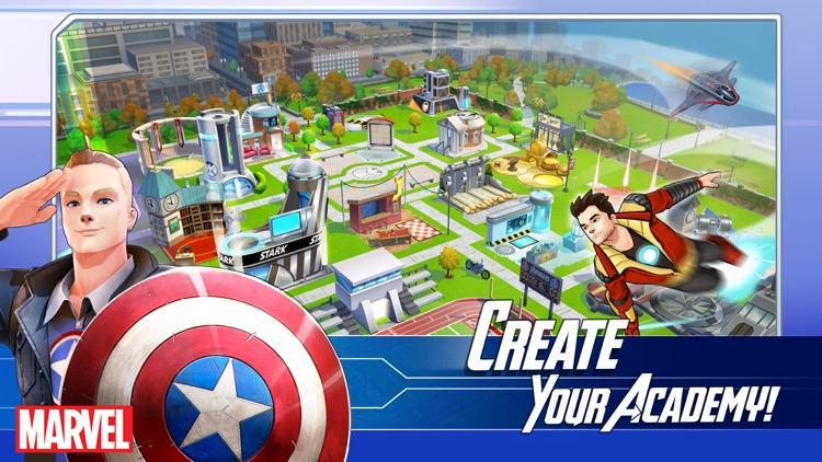 MARVEL Avengers Academy screenshot-4