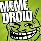 Memedroid Meme O Criador icon