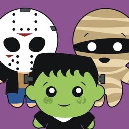 Happy Halloween 2018 Stickers