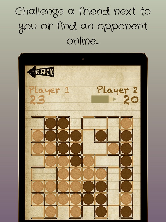 Dots and Boxes : Premium! screenshot 9