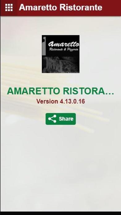 AMARETTO RISTORANTE screenshot two