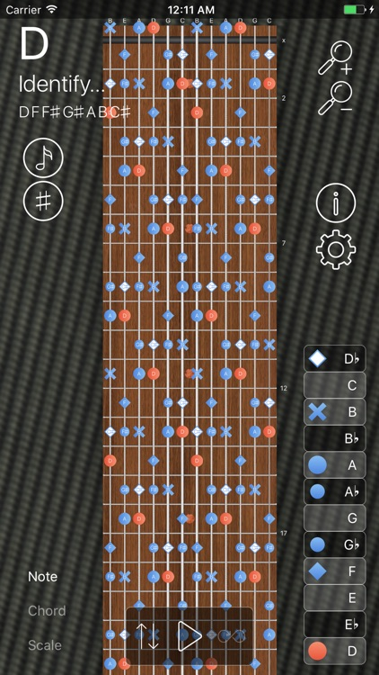 FretBoard - Scales & Chords screenshot-4