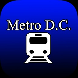 Washington DC Metro Stickers