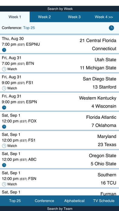It's GameDay College Football | App Price Drops