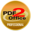 PDF2Office Professional 2017 - Recosoft