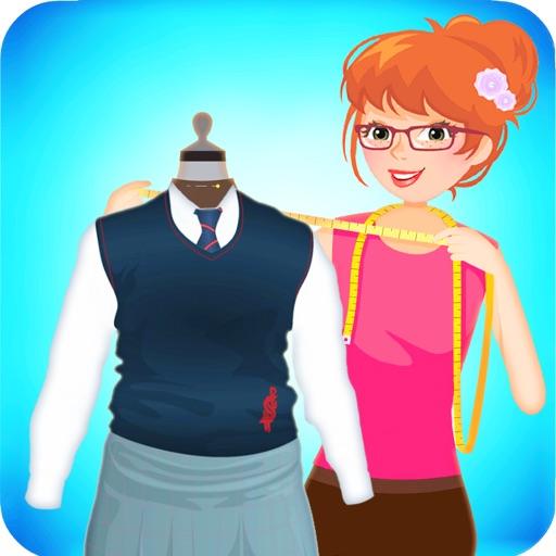 School Girls Uniform Tailor