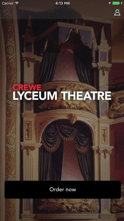 Lyceum Theatre Bars