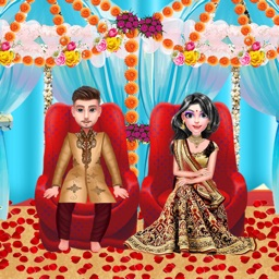 Indian Wedding Planner Game