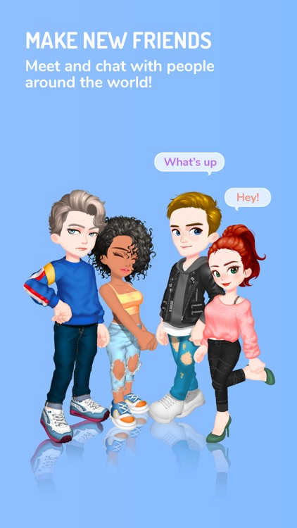 Trendy Town: Your Avatar World