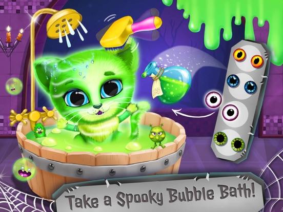 Kiki & Fifi Halloween Makeover screenshot 10