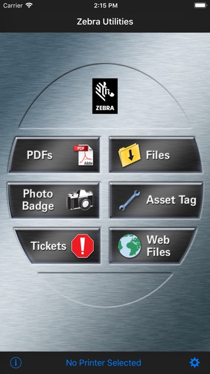 Zebra Utilities by Zebra Technologies Corporation