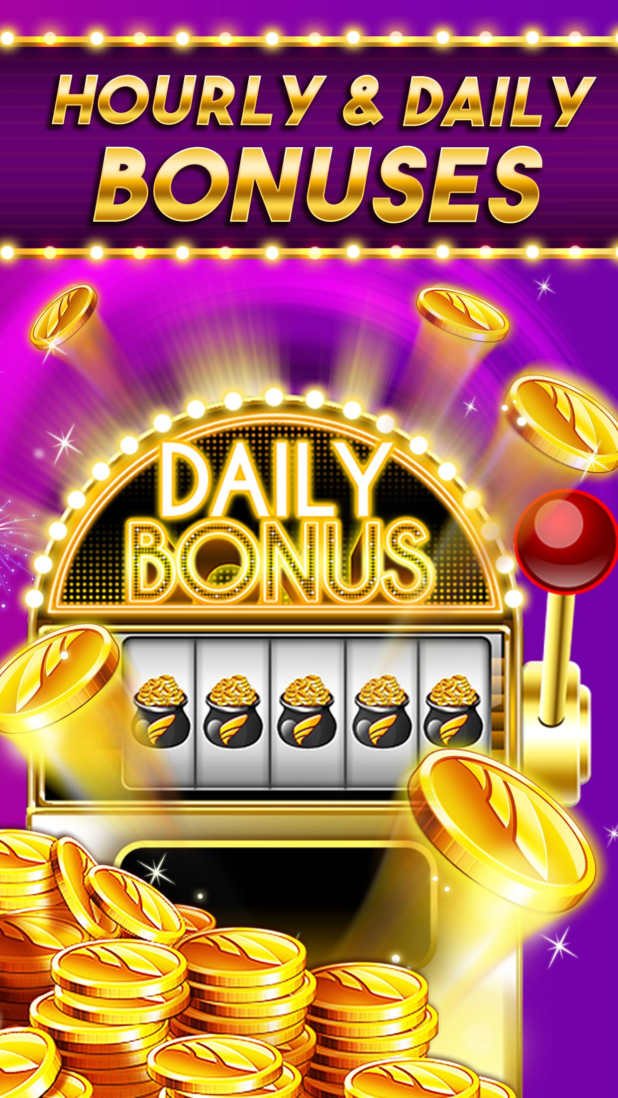 Casino Frenzy-Fantastic Slots Screenshot