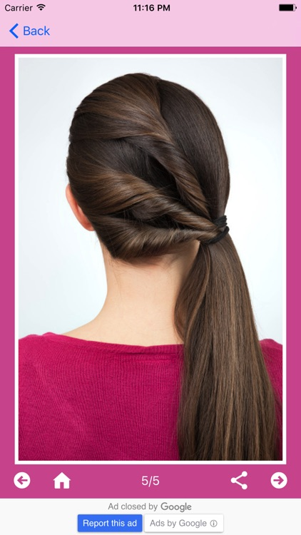 Best Hairstyles step by step pictures screenshot-4