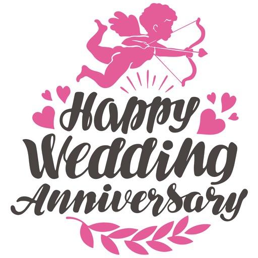 Happy Anniversary Love Sticker Pack