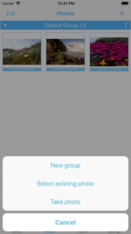 MultiPasswords screenshot-3