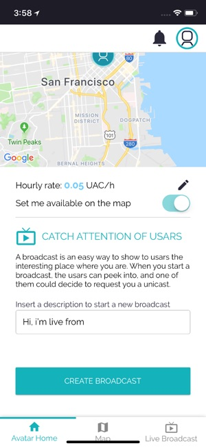 Risultati immagini per apple store ubiatar available map