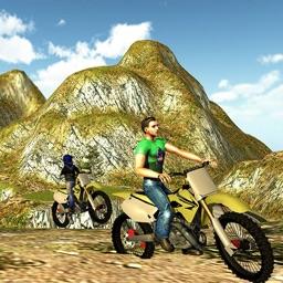 Offroad MotoCross Bike Race