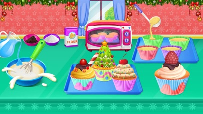 Cupcake Maker! screenshot 4