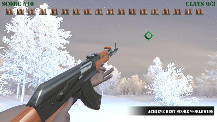 CLAY SHOOTING SKEET screenshot-3