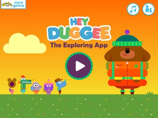 Hey Duggee: The Exploring App screenshot #1