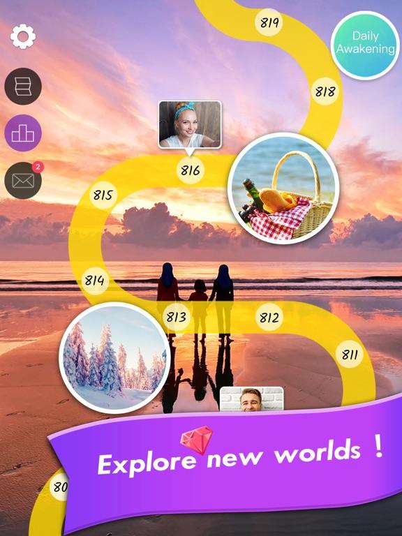 Word Crossy - A crossword game для iPad