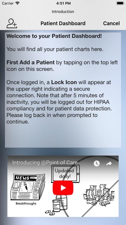 Stroke Prevention in AFib @PoC screenshot-4