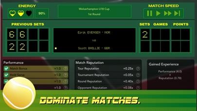 Tennis Superstar screenshot 3