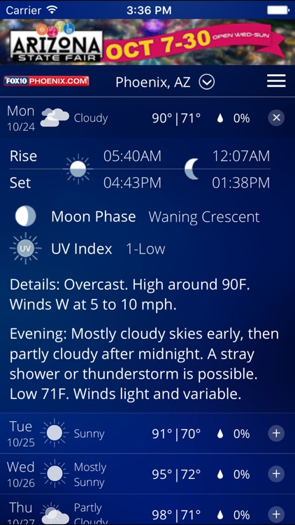 FOX 10 Weather screenshot-3
