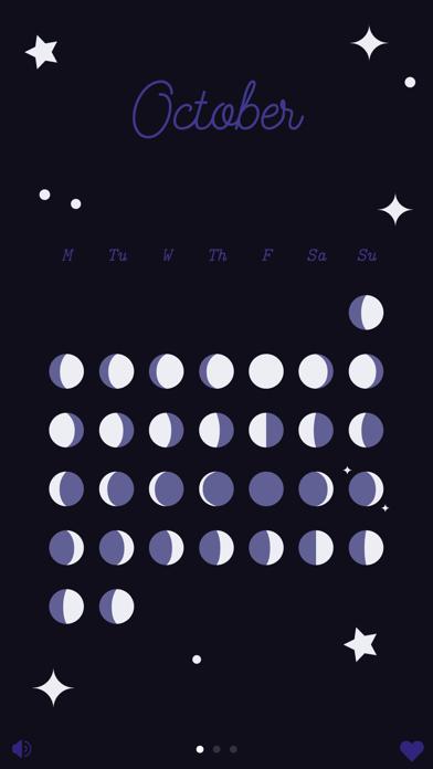 Luna — Lunar Calendar screenshot two