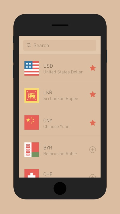 Currency - Simple Currency Converter screenshot-3