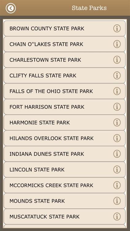 Great - Indiana Camps & Trails screenshot-3