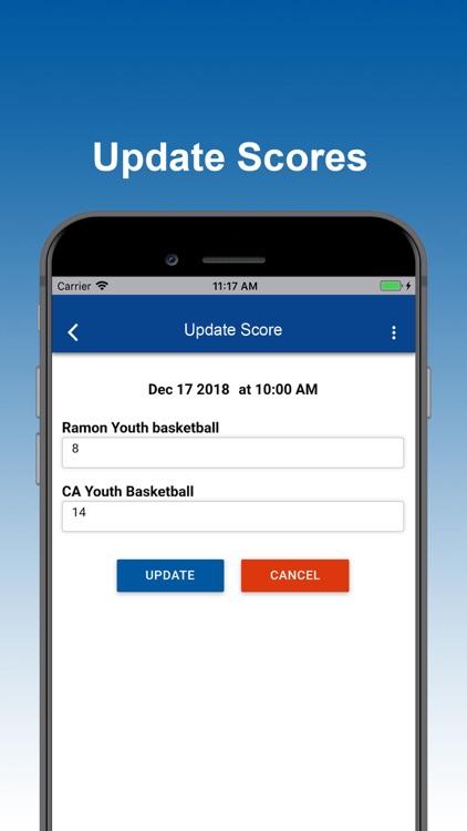 SportsPlus - Manage Sports screenshot-6