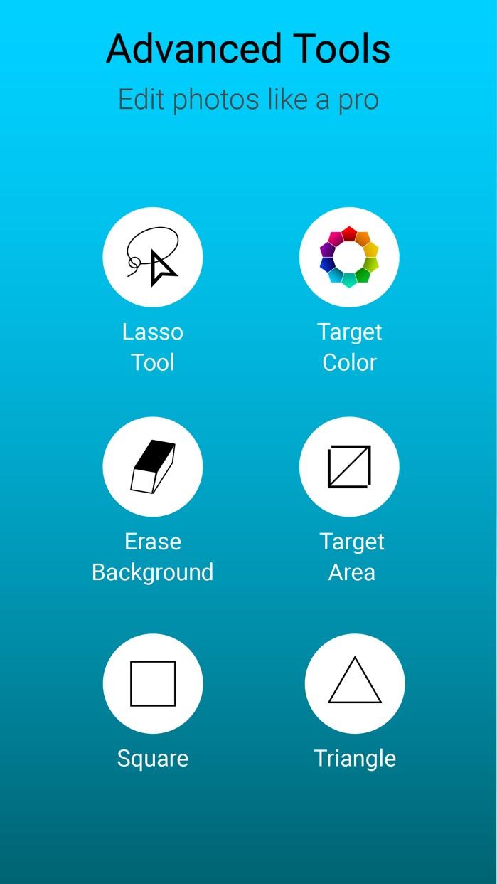 Background Eraser - Pic Editor Screenshot