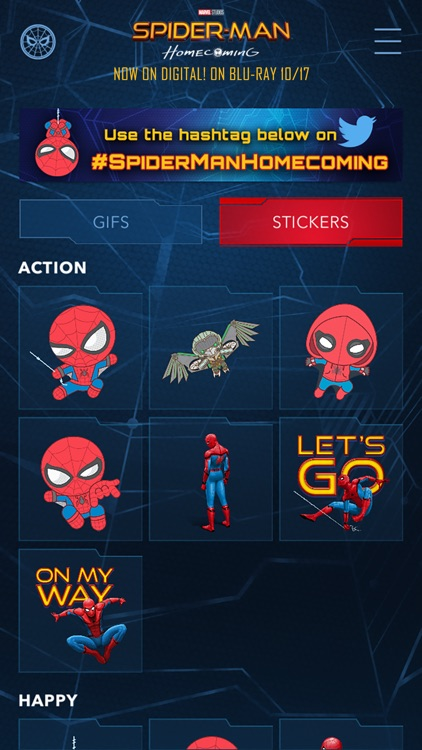 The Spider-Man: Homecoming App screenshot-4