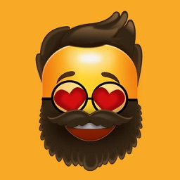Beard Emoji Stickers
