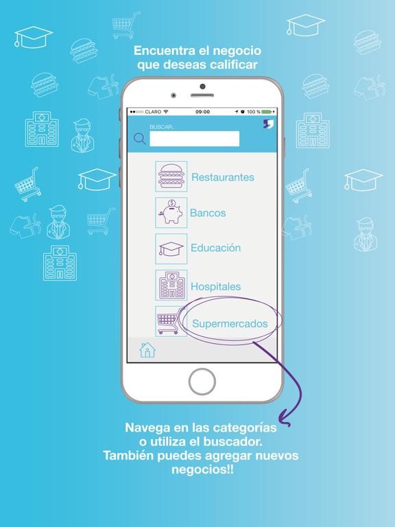 iPad Image of Tellme Ecuador