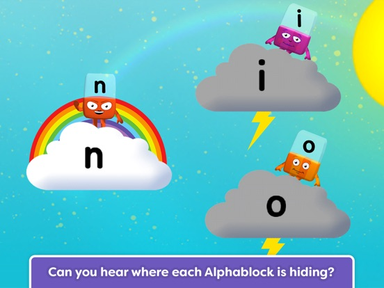 Alphablocks - Letter Fun screenshot #5