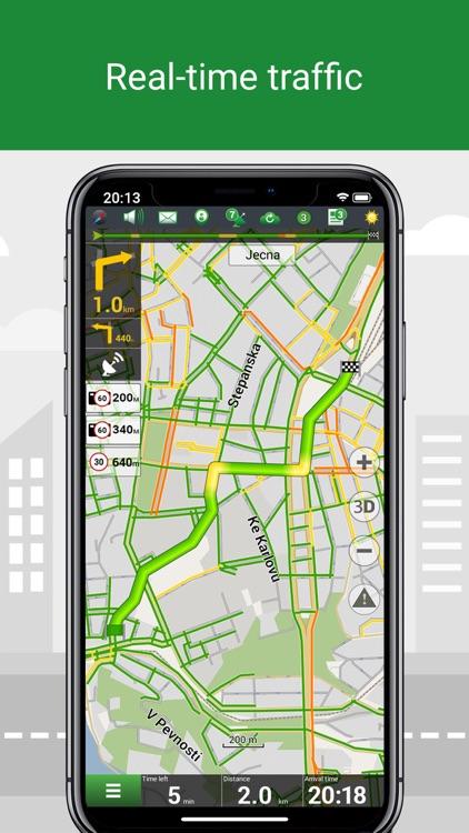 Navitel Navigator screenshot-5