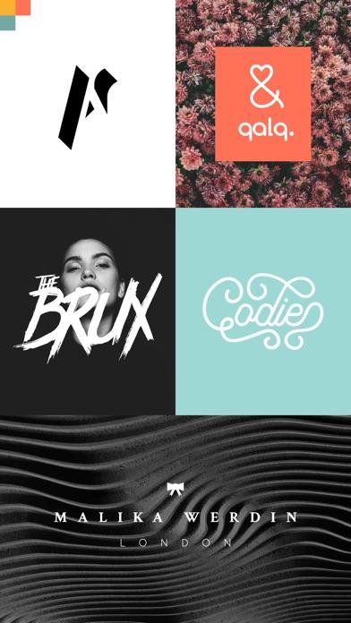 ICONA - Logo Maker Screenshots