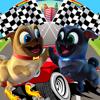 Rolly Dog Race