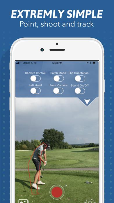 Golf Shot Tracer screenshot 3