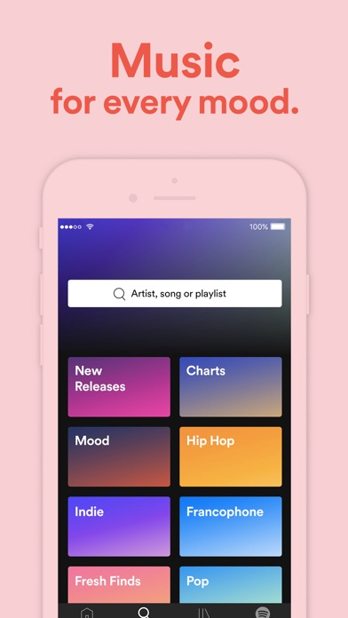 Spotify Music screenshot 5