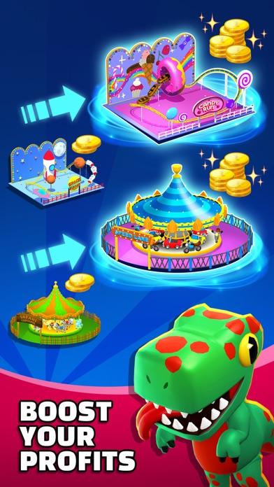 Click Park: Idle Building Game screenshot 2