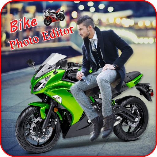 Bike Photo Frame HD