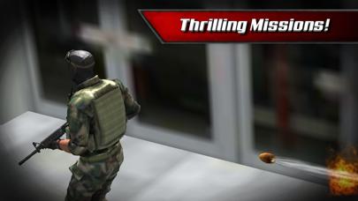 Bravo Sniper Assassin Fury. Commando Shoot to Kill screenshot two