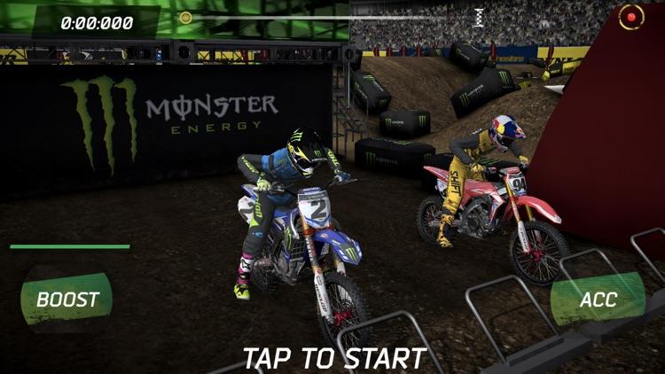 Monster Energy Supercross Game screenshot-3