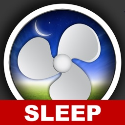Bed Time Fan - White Noise Sleep Sounds Aid