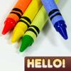Hello Crayons